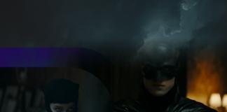 The Batman fotos Zöe Kravitz Robert Pattinson
