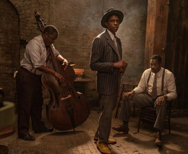 Chadwick Boseman última película Netflix