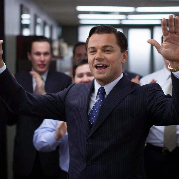 Jefes de películas El Lobo de Wall Street