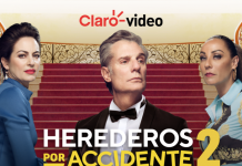 estreno de Herederos por Accidente 2 en Claro video