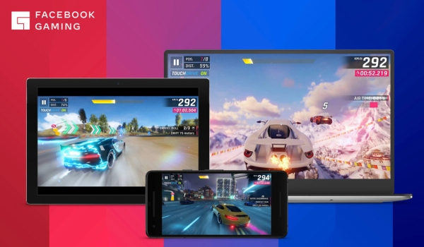 Facebook Gaming compatible con diferentes dispositvos, smartphone, tablet o computadora