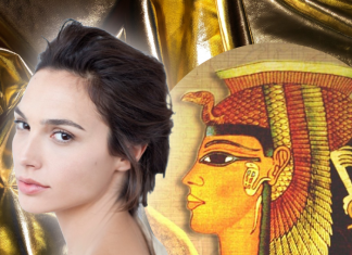 gal gadot sera cleopatra