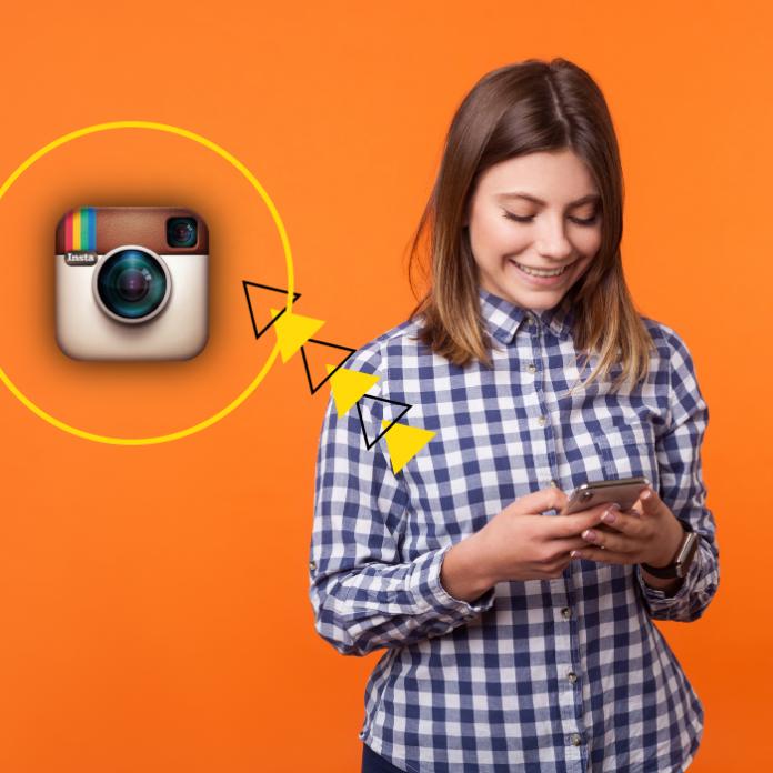 Cómo cambiar al ícono retro de Instagram
