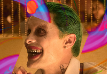 Jared Leto Joker Snyder Cut