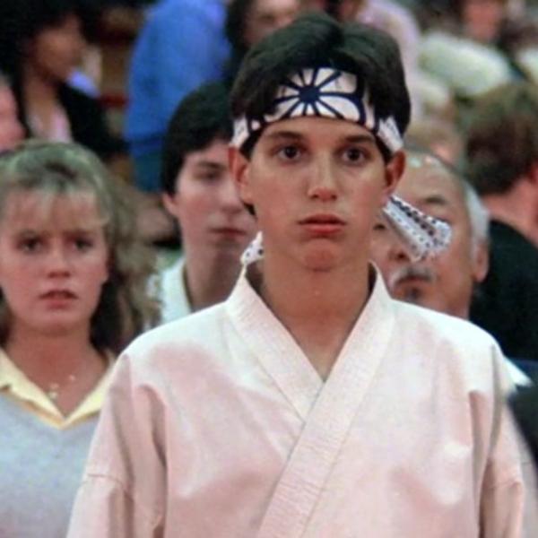 Daniel tercera película Karate Kid