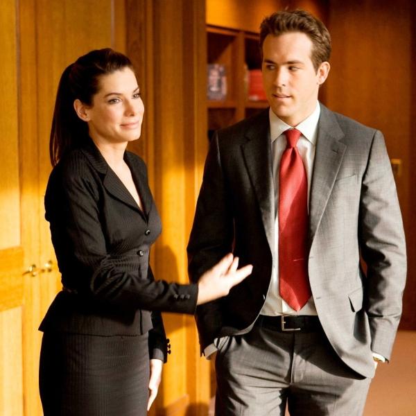 La Propuesta secuela Sandra Bullock Ryan Reynolds