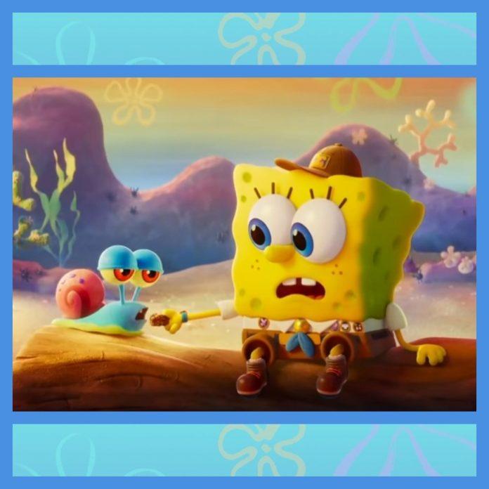 nueva pelicula de bob esponja