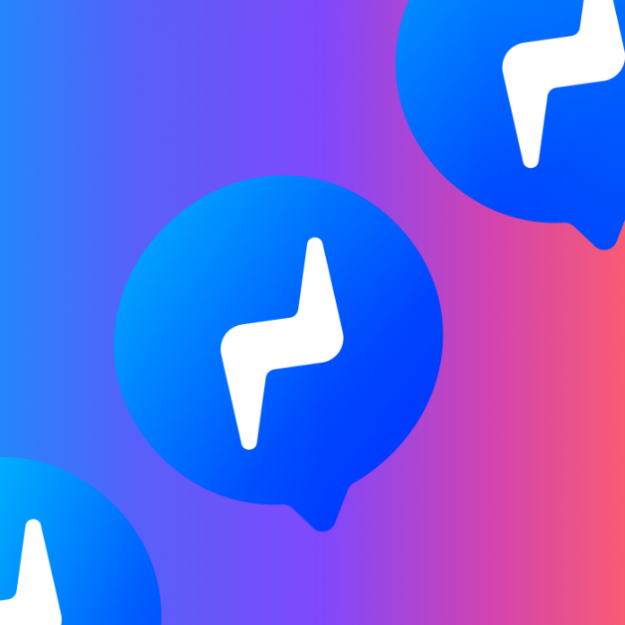 Nuevo logo Facebook Messenger Instagram