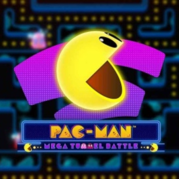 Pac-Man Battle Royale Logo