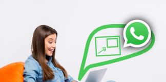 funcion PIP para ver videos sin salir de tus chats en whatsapp web