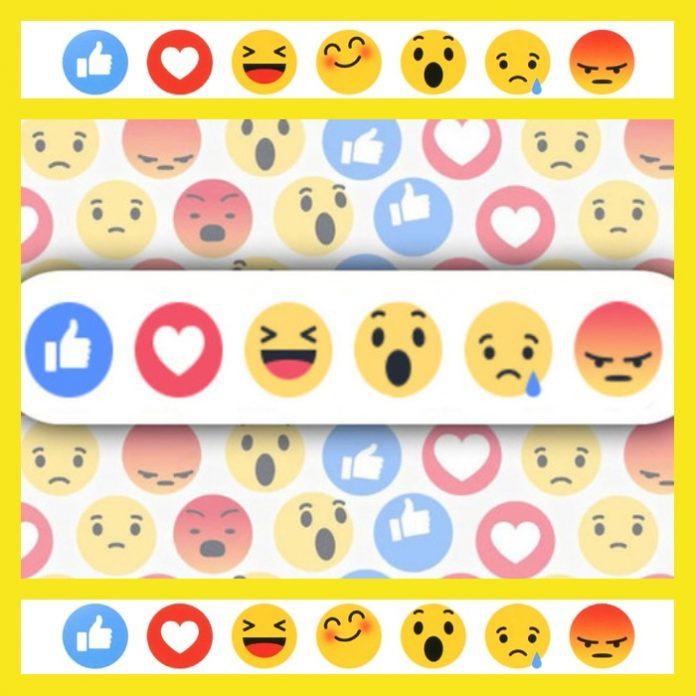 reacciones de facebook en whatsapp web