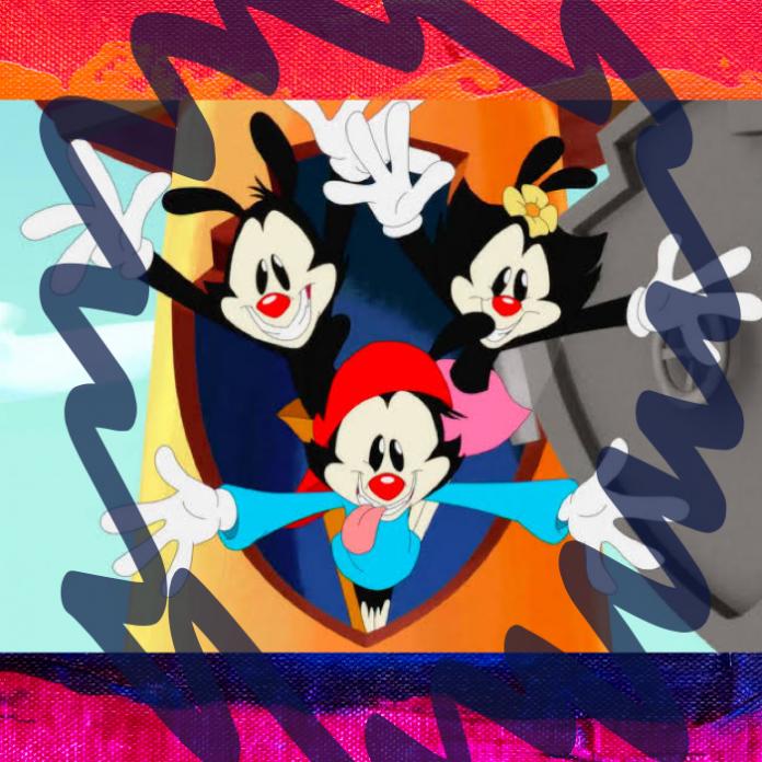 primer adelanto del reboot de Animaniacs