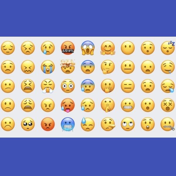 el verdadero significado de los emojis de caritas