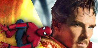 Doctor Strange se une a Spider-Man 3