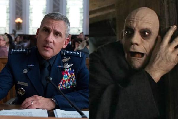los Locos Addams cast Tim Burton Steve Carell