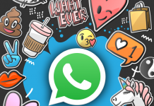 WhatsApp stickers animados