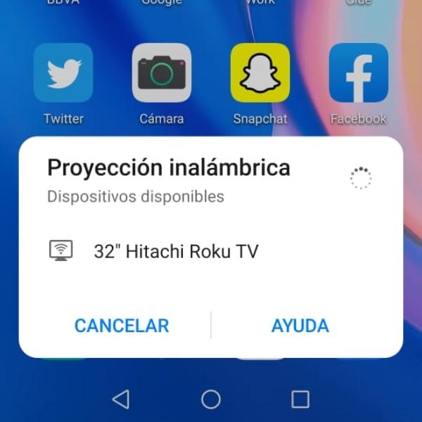 Cómo transmitir videollamadas de WhatsApp a la televisión