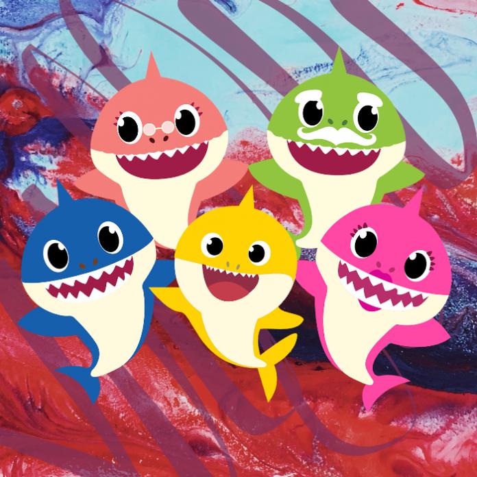 Baby Shark video musical el número uno en YouTube
