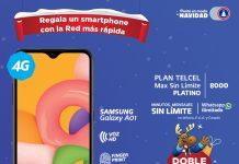 Plan Telcel Max Sin Límite 8000 Platino