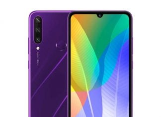 asi es el nuevo Huawei Y6p