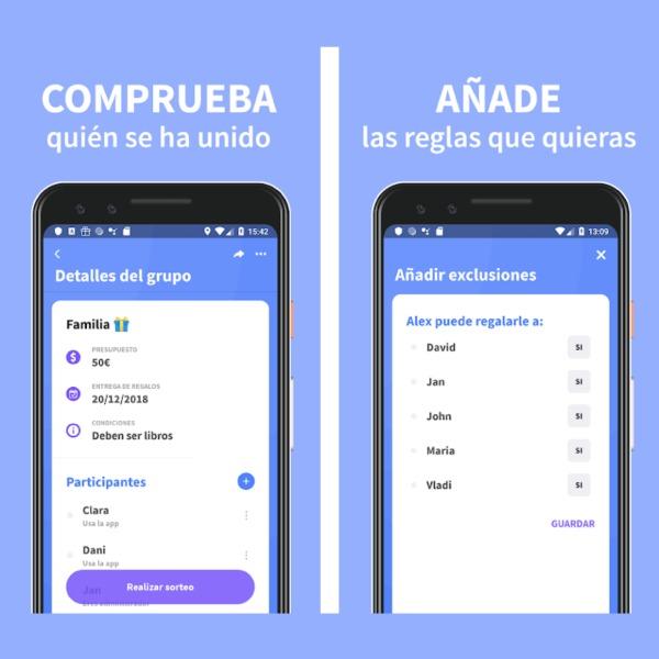 Fotos Google Play de app Amigo Secreto 22