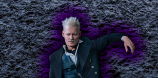 Grindelwald Animales Fantásticos Johnny Depp