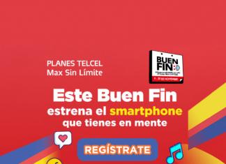 Promoción Buen Fin Planes Telcel
