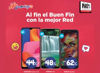 Buen Fin promociones Amigo Kit Telcel