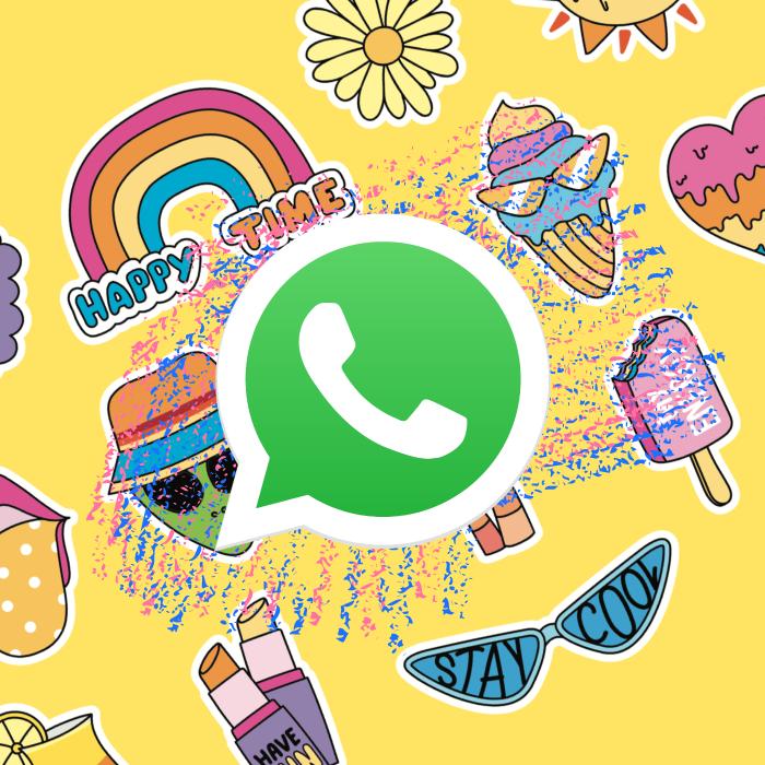 ¡Por fin! WhatsApp agregó el buscador de stickers en su app