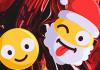 nuevos emojis de navidad en whatsapp
