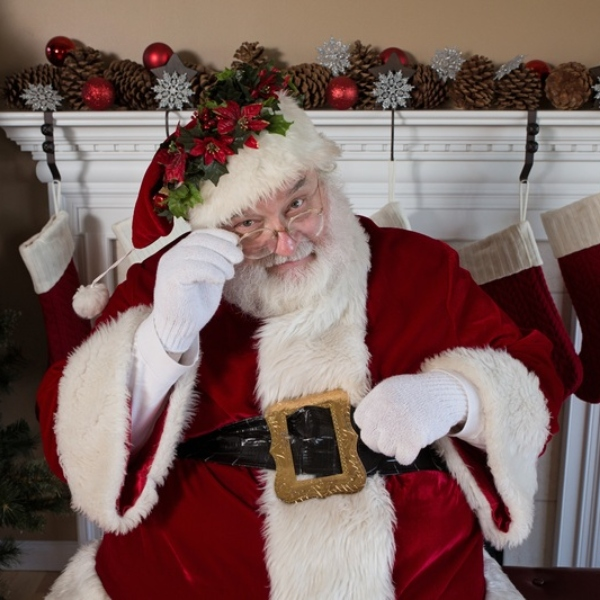 Santa Claus Fábrica de Santa en Drive Inn