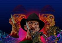 Freddy Krueger Stranger Things