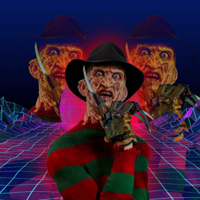 Freddy Krueger Stranger Things