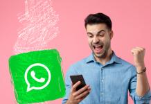 como grabar pantalla de whatsapp