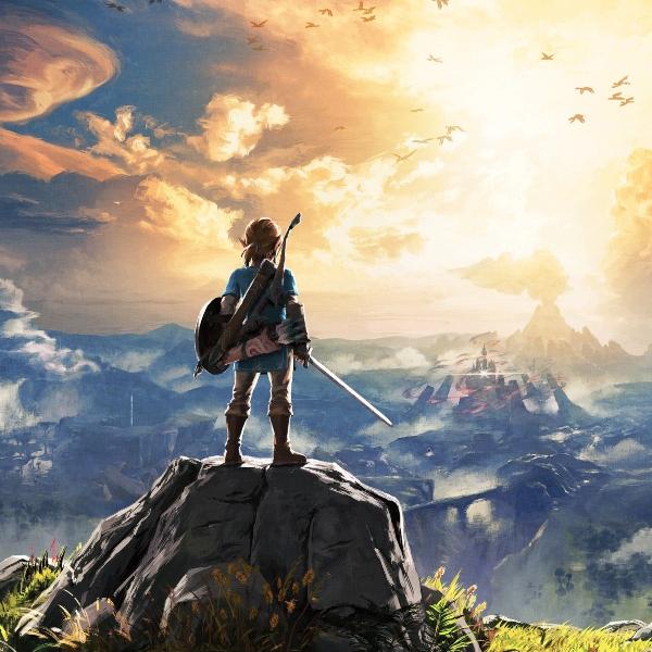 The Legend of Zelda Tom Holland Link