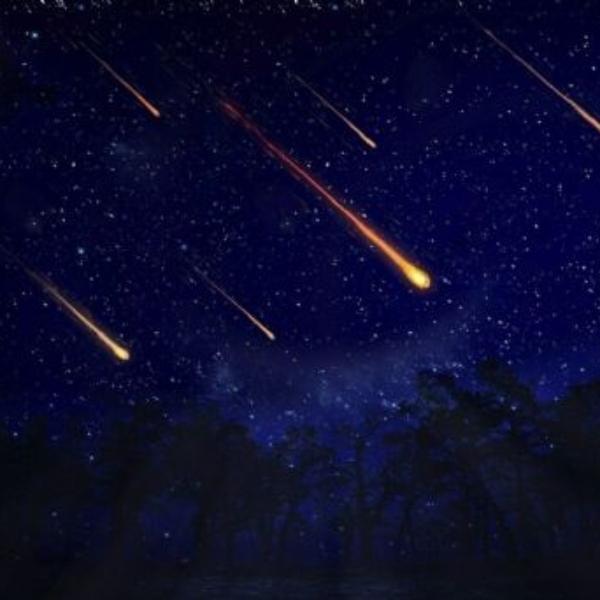 como poder ver la lluvia de estrellas de noviembre