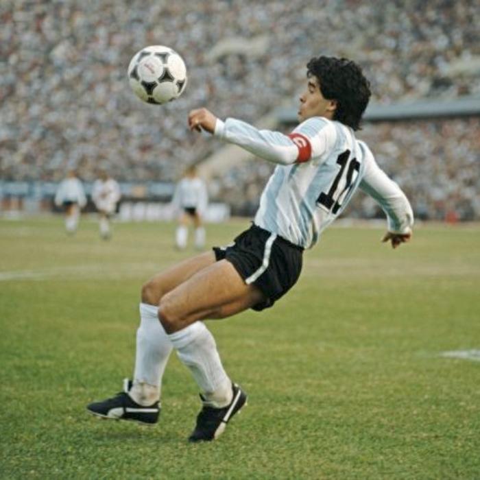 Diego Armando Maradona mejores momentos Argentina selección