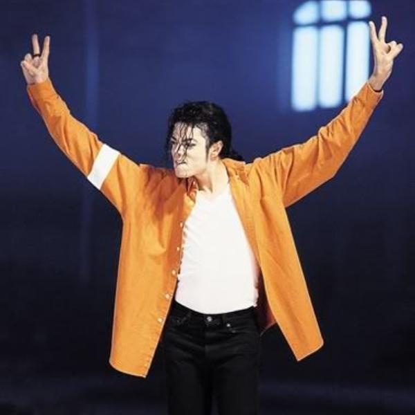 Michael en video video Jam