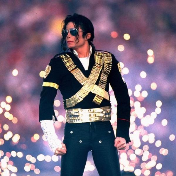 Presentación Michael Jackson Super Bowl 1992