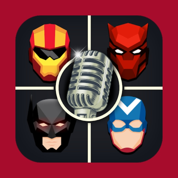 modificador de voz de superheroes para whatsapp en android