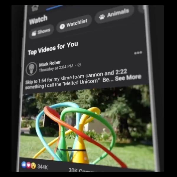 modo oscuro de facebook en celulares