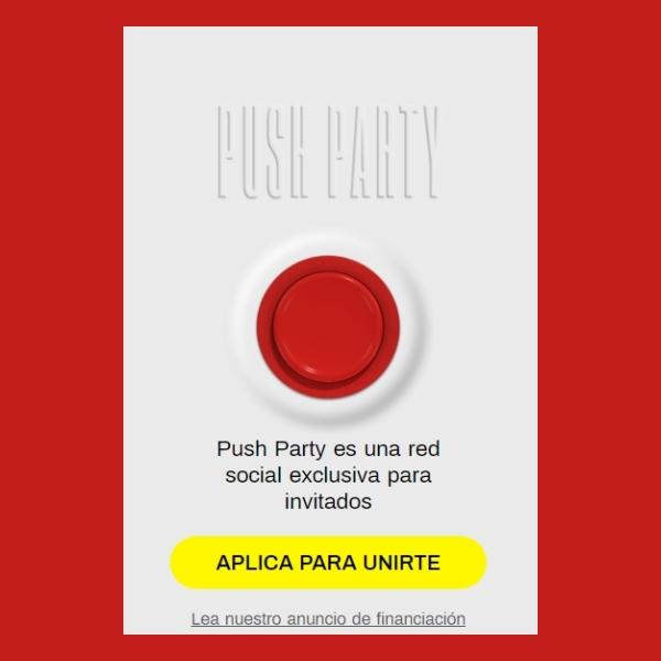 qué es y cómo unirte a Push Party