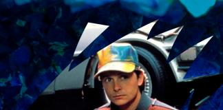 Marty McFly en Volver al Futuro regreso de Michael J. Fox