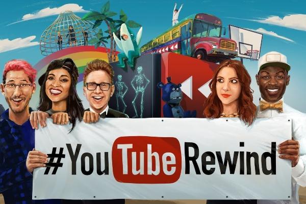 YouTube Rewind 2020 se cancela este año