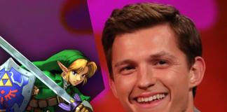 The Legend of Zelda Link, Tom Holland