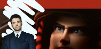 Chris Evans nueva voz de Buzz Lightyear