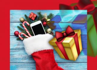 un celular es el mejor regalo de navidad