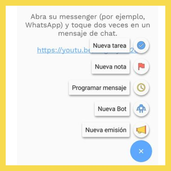 Cómo programar tus mensajes de WhatsApp por Navidad