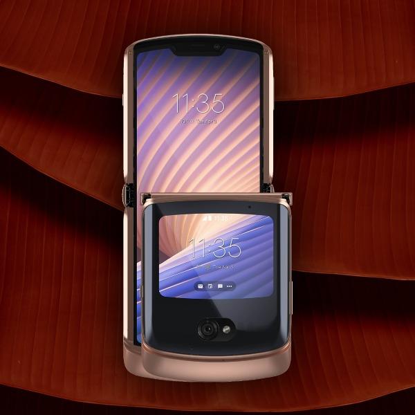 Motorola Razr nuevo cualidades características