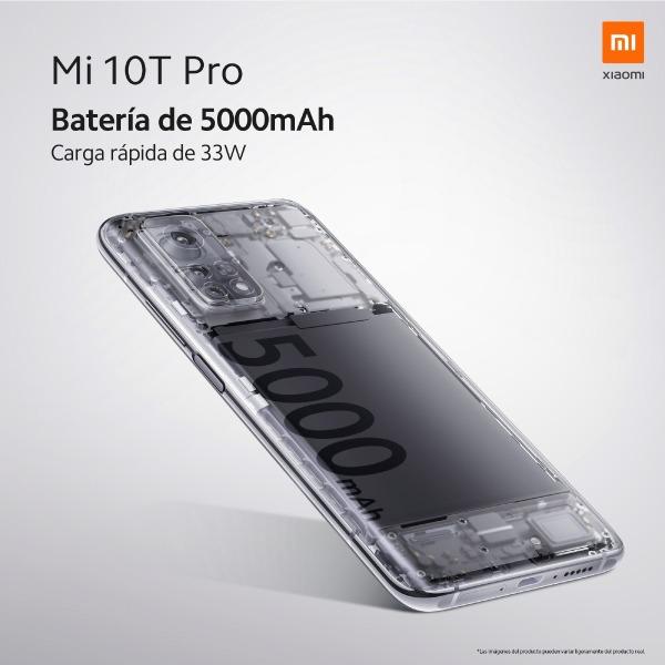 Mi 10T Pro cualidades, características Telcel